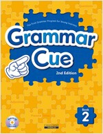Grammar Cue 2 (2nd Edition) (Student book + Work book + Hybrid CD)