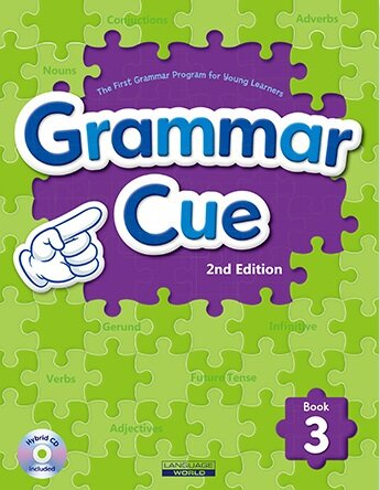 Grammar Cue 3 (Student book + Work book + Hybrid CD, 2nd Edition)