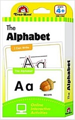 Flashcards: The Alphabet (Loose Leaf)