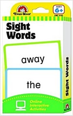 Flashcards: Sight Words (Loose Leaf)