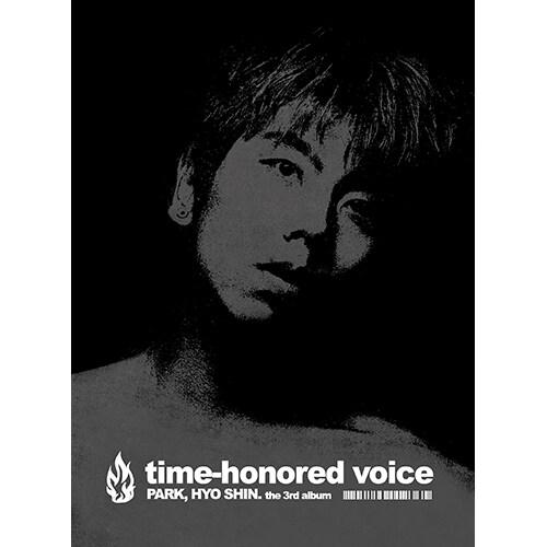 박효신 - 3집 Time Honored Voice [일반반] [재발매]