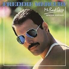 [수입] Freddie Mercury - Mr Bad Guy (Special Edition)