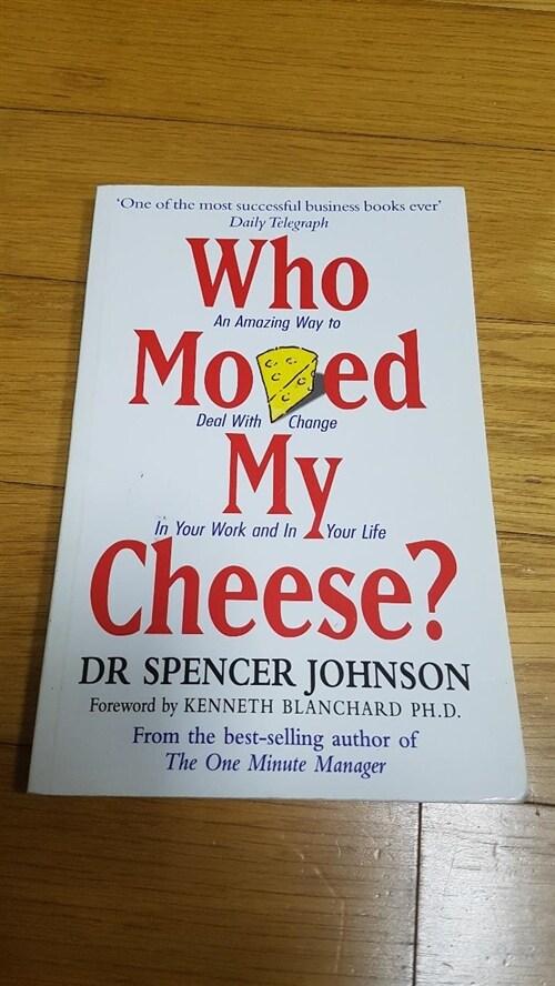 [중고] Who Moved My Cheese (Paperback, 영국판)