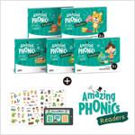 Amazing Phonics Readers Set 3 - 전5권