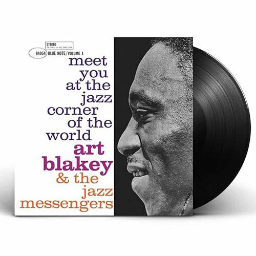 [수입] Art Blakey & The Jazz Messengers - Meet You In The Jazz Corner Of The World Vol.1 [180g LP] [Limited Edition]