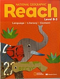 Reach Level B-3 : StudentBook (With Audio CD)