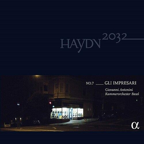 [수입] 하이든 2032 프로젝트 7집 [180g 2LP+CD]