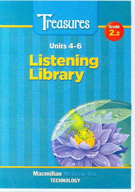 Treasures Grade 2.2 : Audio CD 3장