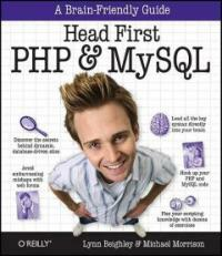 Head first PHP & MySQL 1st ed
