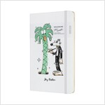 Moleskine - Limited Edition - Steven Harrington Notebook - Plain - Large