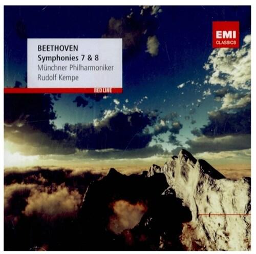 [수입] 베토벤 : 교향곡 7, 8번
