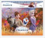 겨울왕국 2 판퍼즐 : 행복한 하루
