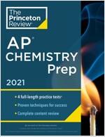 Princeton Review AP Chemistry Prep, 2021: 4 Practice Tests + Complete Content Review + Strategies & Techniques (Paperback)