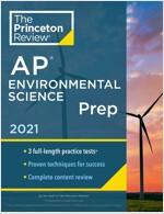 Princeton Review AP Environmental Science Prep, 2021: 3 Practice Tests + Complete Content Review + Strategies & Techniques (Paperback)