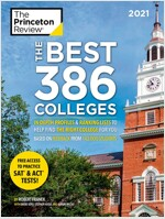 The Best 386 Colleges, 2021: In-Depth Profiles & Ranking Lists to Help Find the Right College for You (Paperback)
