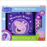 Peppa Pig: Moonlight Bright [With Flashlight] (Board Books)