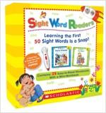 사이트워드 리더스 세트 Sight Word Readers (CD&워크북 포함, 팝펜 에디션)