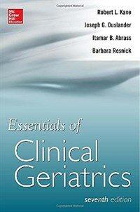 Essentials of clinical geriatrics 7th ed