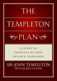 The Templeton Plan: 21 Steps to Success and Happiness (Paperback)