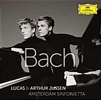 [수입] Lucas & Arthur Jussen - 바흐: 두 대의 피아노를 위한 협주곡 (Bach: Concertos for Two Pianos)