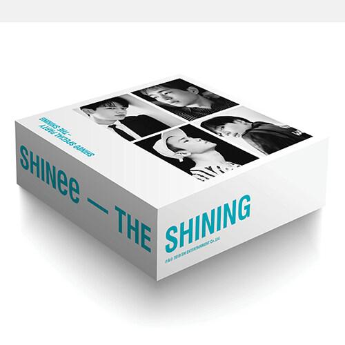[키트 형태] 샤이니 - SHINee SPECIAL PARTY : THE SHINING [KiT Video]