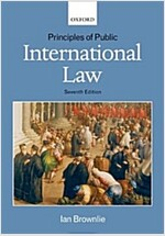Principles Of Public International Law (Paperback, 7th)