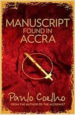 Manuscript Found in Accra (Hardcover)