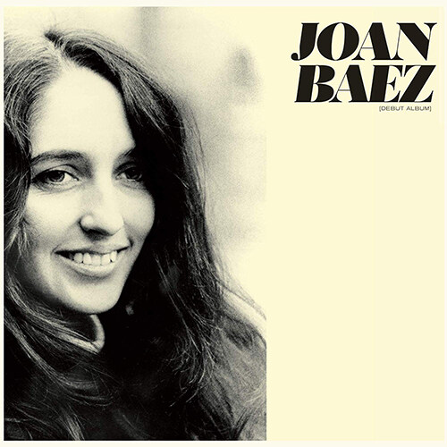 [수입] Joan Baez - Joan Baez [Debut Album] + 2 [180g 옐로우 컬러 LP]