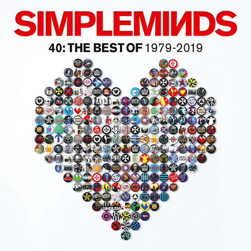 [수입] Simple Minds - 40: The Best Of 1979-2019 [3CD] [Deluxe Edition]