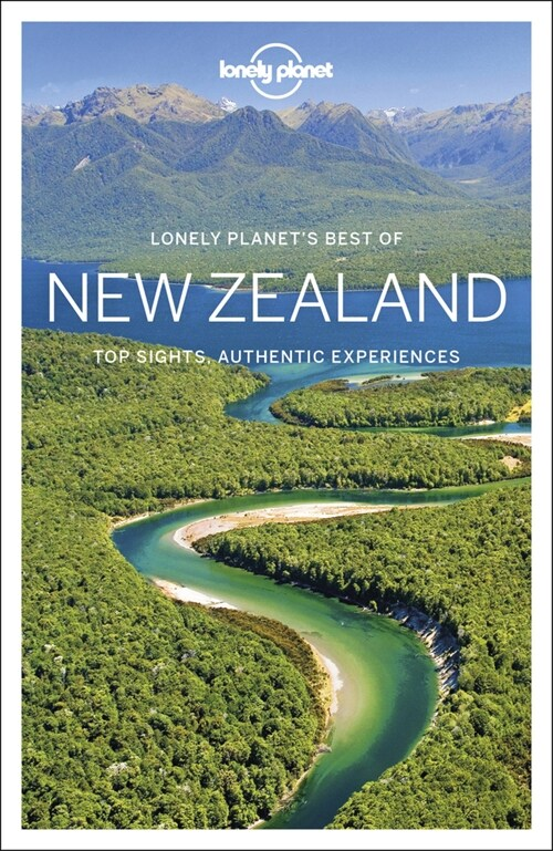 Lonely Planet Best of New Zealand (Paperback, 3)