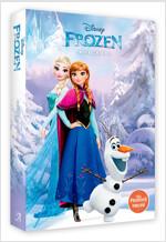 디즈니 겨울왕국 1 & 2 홀로그램 엽서북 (30장)