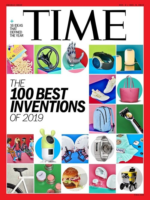 TIME Asia (주간 아시아판): 2019년 12월 02일