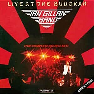 [중고] (수입) Ian Gillan Band  ‎– Live At The Budokan