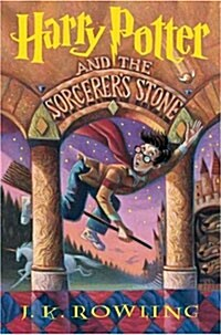 Harry Potter and the Sorcerers Stone (Hardcover)