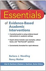 Essentials of Evidence-Based Academic Interventions (Paperback)