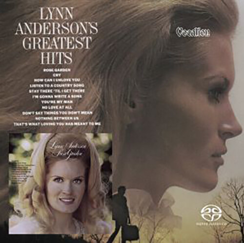 [수입] Lynn Anderson - Rose Garden & Lynn Andersons Greatest Hits [Original Analog Remastered] [SACD Hybrid]