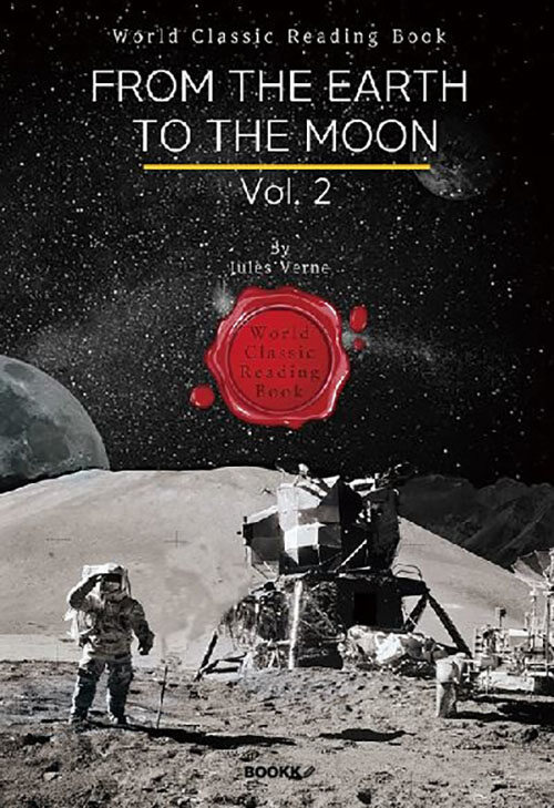 [POD] From the Earth to the Moon, Vol. 2 (영어원서)