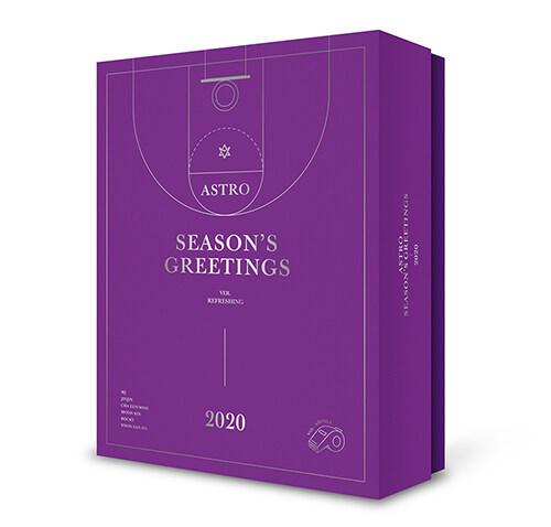 아스트로 - 2020 시즌 그리팅 [REFRESHING Ver.]