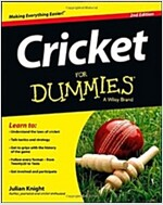 Cricket for Dummies (Paperback, 2)