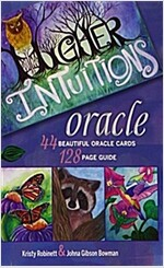 Higher Intuitions Oracle [With Booklet] (Other)