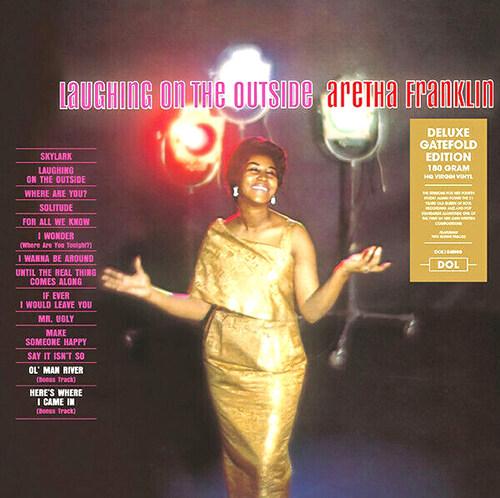 [수입] Aretha Franklin - Laughing On The Outside [Deluxe Gatefold Edition][180g LP]