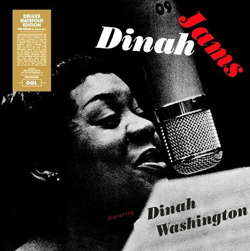 [수입] Dinah Washington - Dinah Jams [Deluxe Gatefold Edition][180g LP]