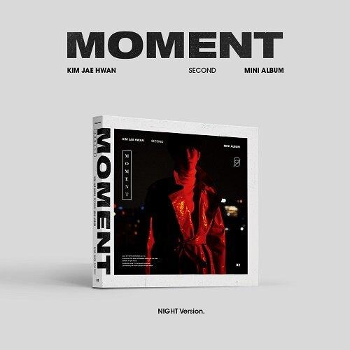 김재환 - 미니 2집 MOMENT [Night Ver.]