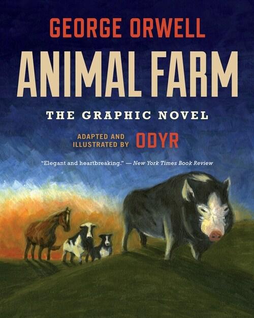 Animal Farm: The Graphic Novel (Paperback)