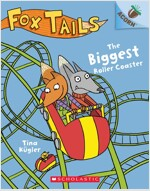 Fox Tails #2 : The Biggest Roller Coaster (Paperback)