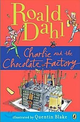 [중고] Charlie and the Chocolate Factory (Paperback, 미국판)