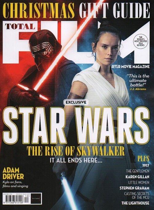 Total Film (월간 영국판): 2019년 12월호