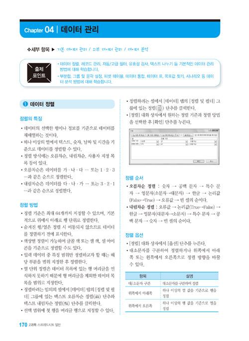 (2020 백발백중) 컴퓨터활용능력 : 1급 필기 / 개정증보5판