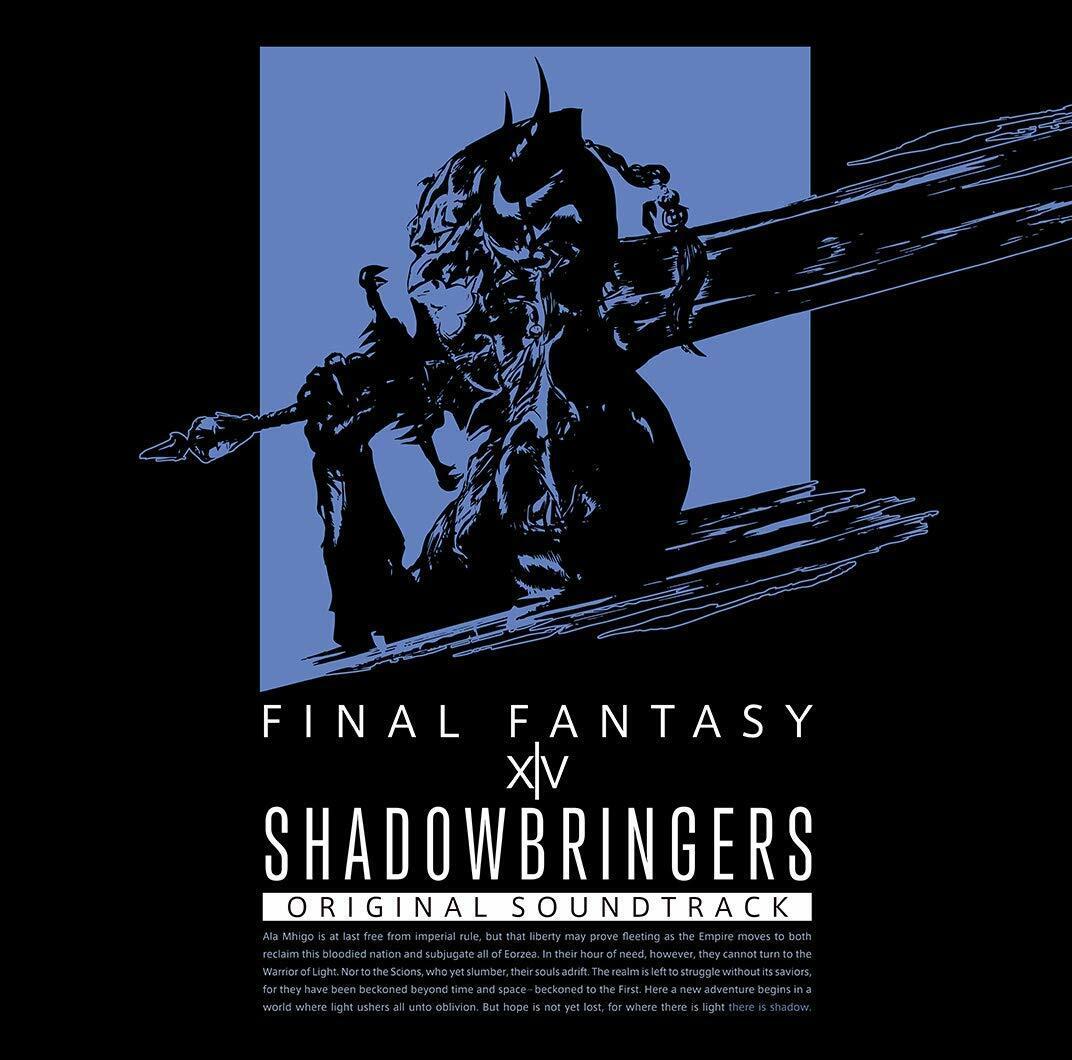SHADOWBRINGERS: FINAL FANTASY XIV Original Soundtrack【映像付Blu-ray Discサウンドトラック】