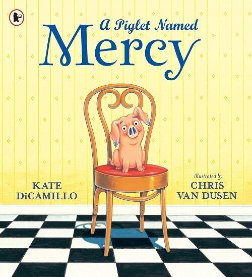 A Piglet Named Mercy (Paperback)
